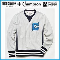 最新作 ☆Todd Snyder + Champion☆ CHAMPION ROWING SWEATSHIRT
