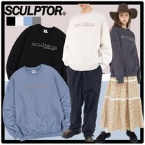 ★関税込★SCULPTOR★Retro Outline Sweatshir.t★スウェット