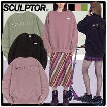 ★関税込★SCULPTOR★Gradation Retro Sweatshir.t★スウェット