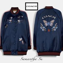 売切前【COACH】US正規買付 Oversized Souvenir Jacket