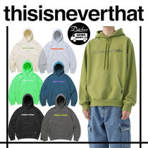 thisisneverthat T-Logo Hooded Sweatshirt (003) YJ478 追跡付