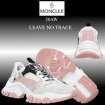 ★20AW★新作★MONCLER★LEAVE NO TRACE レディース スニーカー