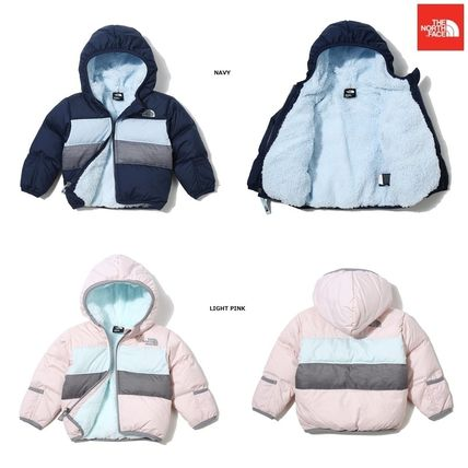 THE NORTH FACE(ザノースフェイス) べビーアウター 【新作】THE NORTH FACE ★ INFANT MOONDOGGY 2.0 DOWN JACKET