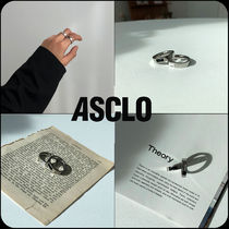 [ASCLO]★韓国大人気★ASCLO Simple Cubic Ring