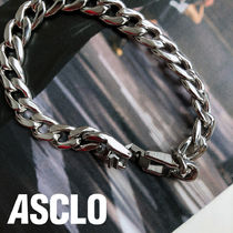[ASCLO MADE] Handmade Perfect Chain Bracelet (Silver)