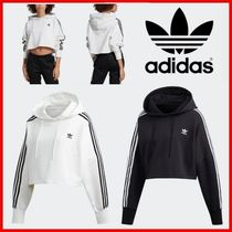 ◆ADIDAS◆WOMEN'S ORIGINALS CROPPED HOODIE 全2色◆正規品◆