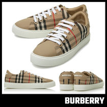 【BURBERRY】Vintage Check sneaker