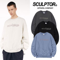 ★SCULPTOR★2020F/W新作★スウェット Retro Outline Sweatshirt