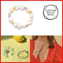 ◆VINTAGE HOLLYWOOD◆Smile Pearl n Beads Bracelet◆正規品◆