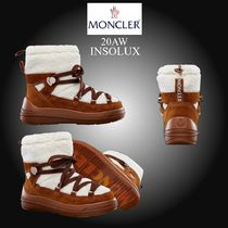 ★20AW★新作★MONCLER★INSOLUX アンクルブーツ