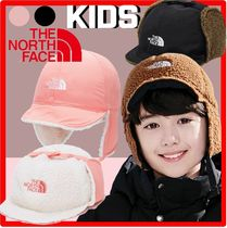 ☆THE NORTH FACE☆K'S REVERSIBLE EARMUFF CA.P リバーシブル☆