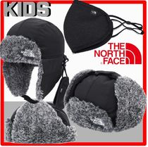 新作☆THE NORTH FACE☆K'S EXPEDITION EARMUFF CA.P☆