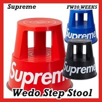 Supreme Wedo Step Stool BLACK BLUE RED WEEK 5 FW 20