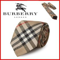 ◆Burberry◆大人気◆Vintage check ネクタイ◆正規品◆