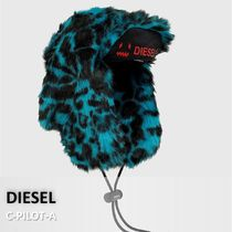 DIESEL :: C-PILOT-A ファーアビエイターウィンターハット