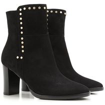 Suede Leather Ankle Boots スエードアンクルブーツ