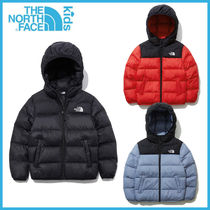 THE NORTH FACE☆K'S COLOR T-BALL NUPTSE EX HOODIE_NJ3NL51