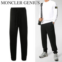 MONCLER GENIUS FRAGMENT COTTON JOGGING PANTS