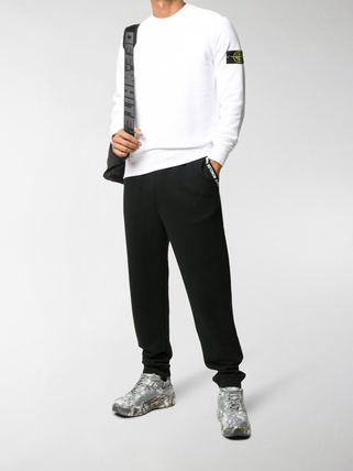 MONCLER パンツ MONCLER GENIUS FRAGMENT COTTON JOGGING PANTS(4)