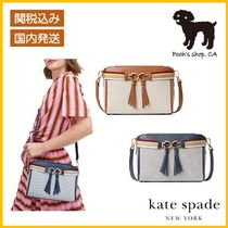 【Kate Spade】toujours canvas medium crossbody◆国内発送◆