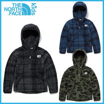 THE NORTH FACE☆BOYS CAMPSHIRE HOODIE_NJ4FL80