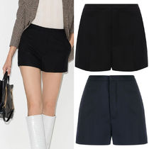 WSL1811 WOOL TAILORED SHORTS