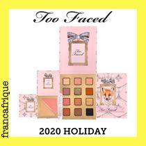2020年ホリデー☆Too Faced☆Enchanted Beauty☆Foxy Neutrals