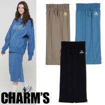 日本未入荷★CHARM'S★CHARMS HEART LIP STRING LONG SKIRT 3色