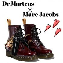 【限定モデル】Dr.Martens × Marc Jacobs 8 EYE ブーツ
