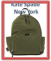 関税送料込 kate spade new york dawn large nylon backpack