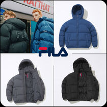 [ FILA ]★韓国大人気★Archive Quilting Hood Goose Down