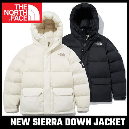 【THE NORTH FACE】NEW SIERRA DOWN JACKET