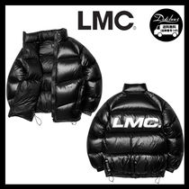 LMC OBLIQUE LIGHT DOWN PARKA YJ509 追跡付