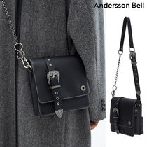 ★ANDERSSON BELL★UNISEX BOHEMIAN WESTERN LEATHER BAG