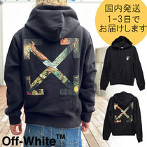 国内即発★OFF WHITE★PASCAL ARROW SLIMパーカー♪