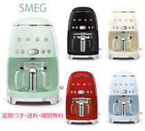 Smeg◆コヒーメーカー Retro Style 10 Cup Coffee Maker
