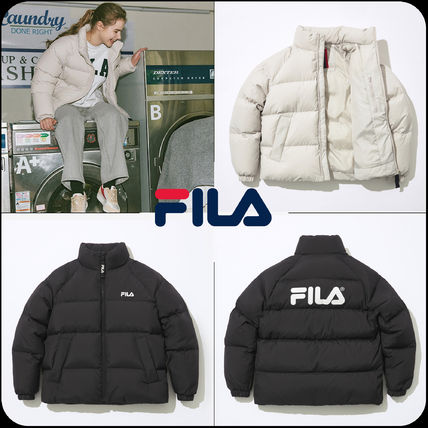 [ FILA ]★韓国大人気★ESSENTIAL SHORT GOOSE DOWN