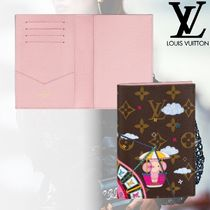 2020AW 新作 Louis Vuitton クーヴェルテュール・パスポール NM