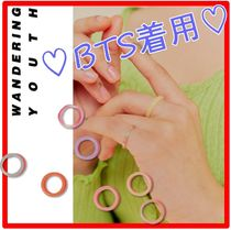☆BTS 着用☆【WANDERINGYOUTH】☆Formica Rin.g☆リング☆人気