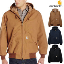 [CARHARTT] J131 THERMAL-LINED DUCK ACTIVE JACKET ジャケット