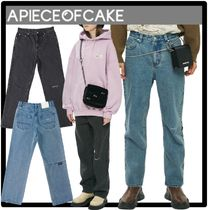 ☆関税込☆A PIECE OF CAKE★Essential Denim Pant.s★デニム★