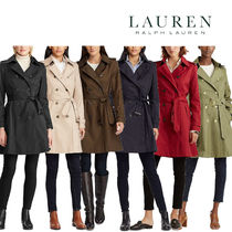 Ralph Lauren◆ Belted Trench Coat トレンチコート