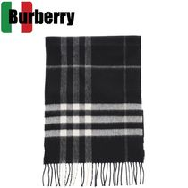 バーバリー GIANT CHECK SCARF