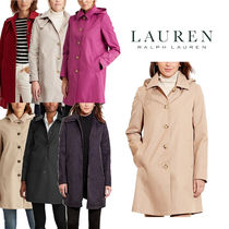 Ralph Lauren◆ Hooded A Line Raincoat  Aライン レインコート