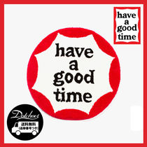 have a good time Circle Frame Rug NE2592 追跡付