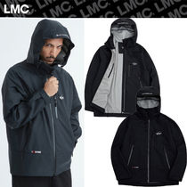 ★20-21FW新作★LMC★WATERPROOF SHIELD JACKET_ブラック