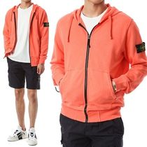 STONE ISLAND正規品/EMS/送料込み WAPPEN PATCH HOODED ZIP UP
