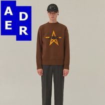 ★Adererror★Stad knit BROWN
