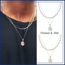 Chained & Able ◇ ペンダント チェーン レイヤーネックレス