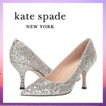 (14769 silver) Kate Spade☆ sonia パンプス